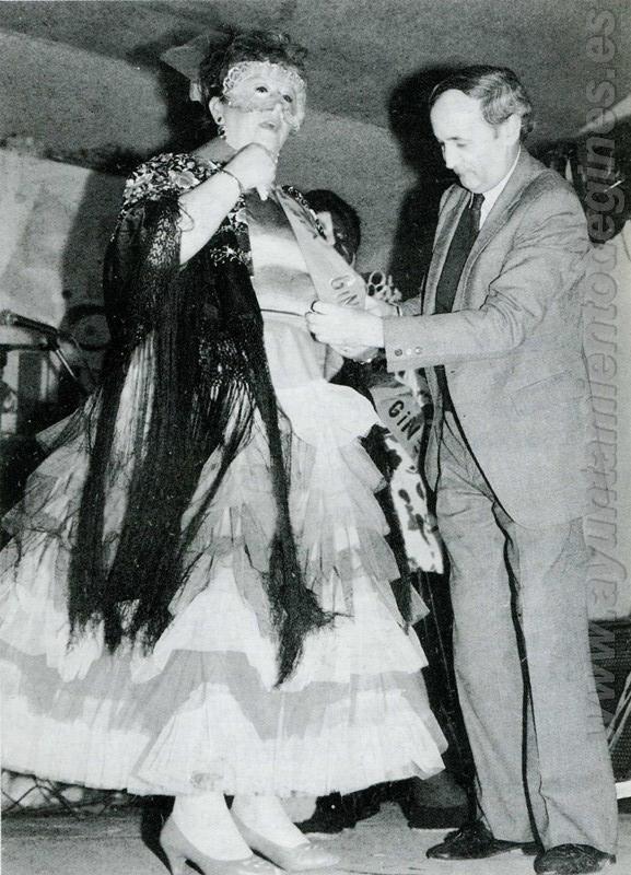 Ninfa carnaval de gines 1990
