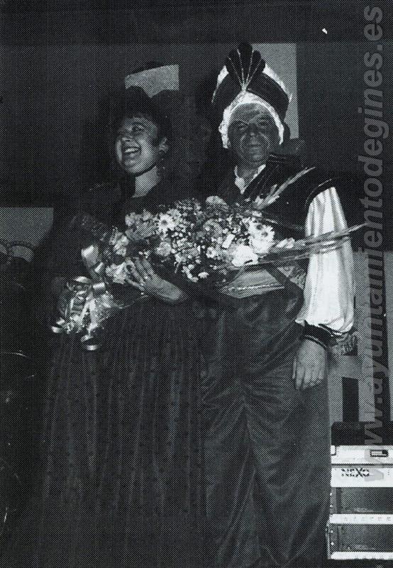 Ninfos carnaval de gines 1991