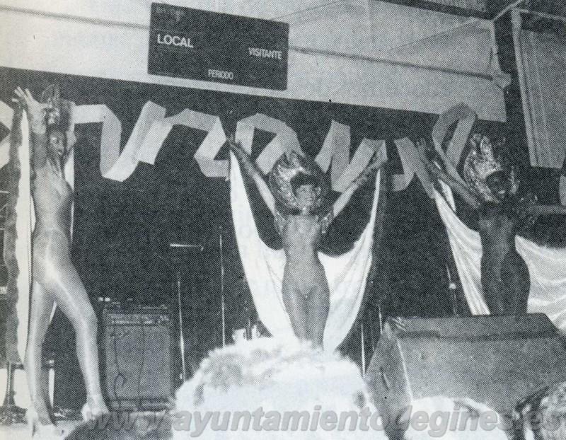 Actuaciones carnaval de gines 1994
