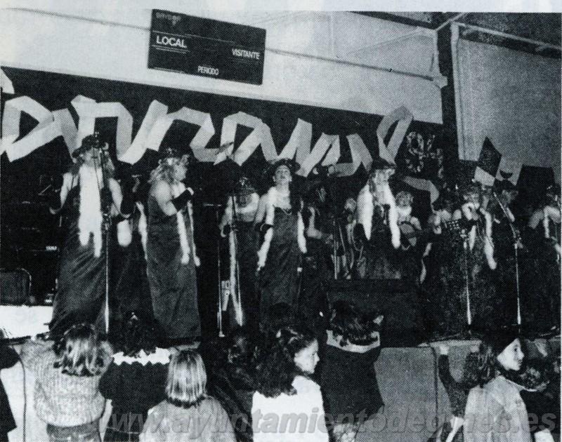 Premio chirigotas carnaval de gines 1994