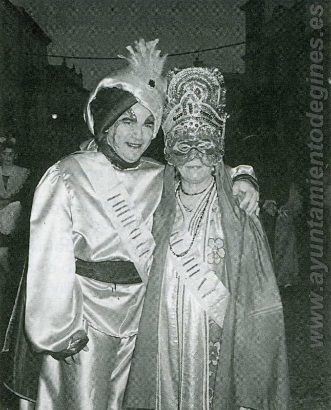 Ninfos carnaval de gines 1995