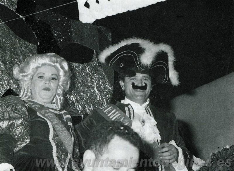 Ninfos carnaval de gines 1996