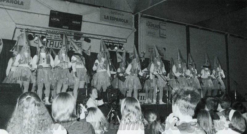 Agrupaciones carnaval de gines 1997
