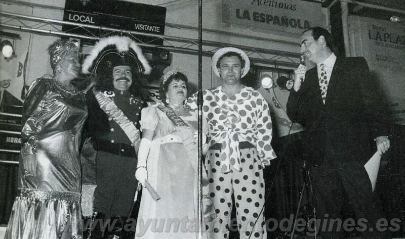 Ninfos carnaval de gines 1997