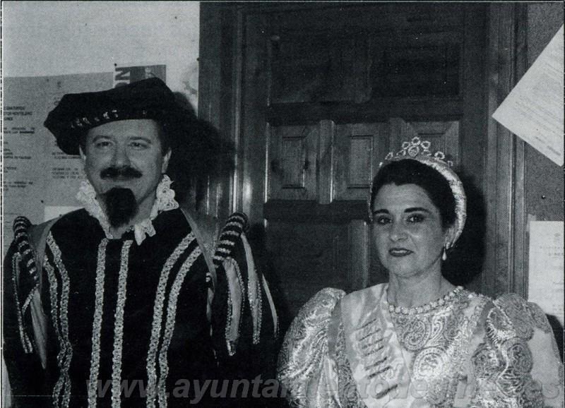 Ninfos carnaval de gines 1998