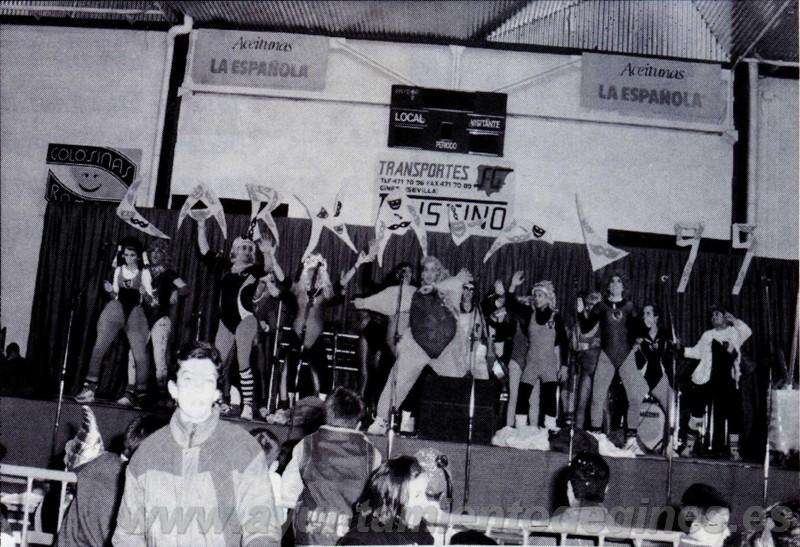 Agrupación carnaval de gines 1999