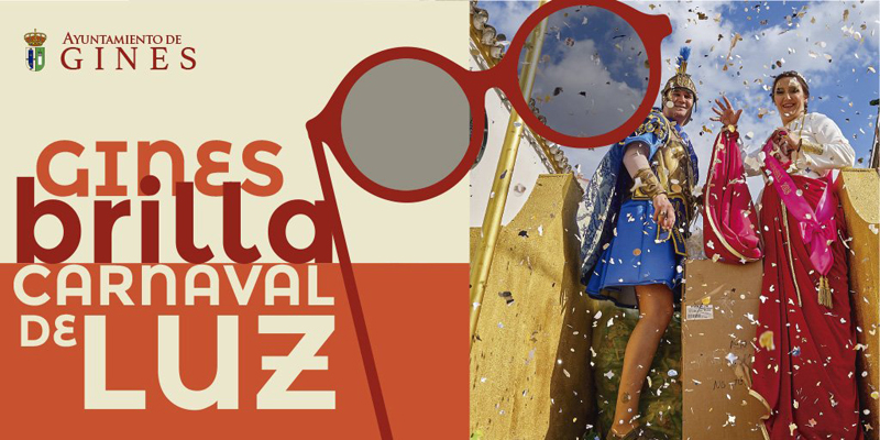 Este sábado exitoso  Carnaval de Luz