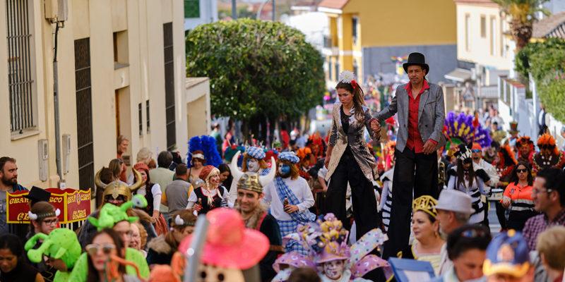 Pasacalle carnaval de gines 2019