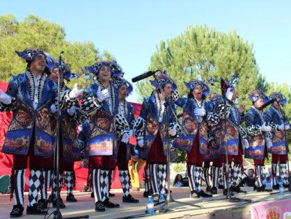 La Gaditaníssima en el Entierro de la Sardina