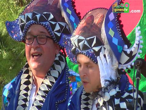 Vídeos carnaval de gines 2019