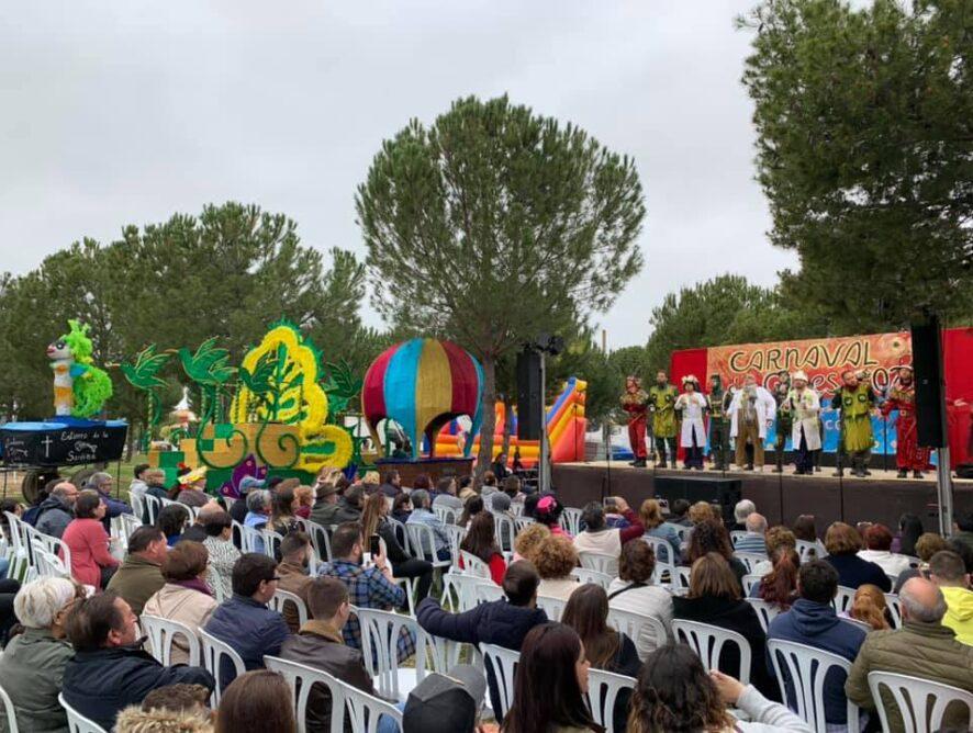 El XIV Entierro de la Sardina cerró por todo lo alto el Carnaval de Gines 2020