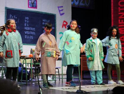 La fase previa del Carnaval de Gines llega a su ecuador con las primeras actuaciones de agrupaciones locales