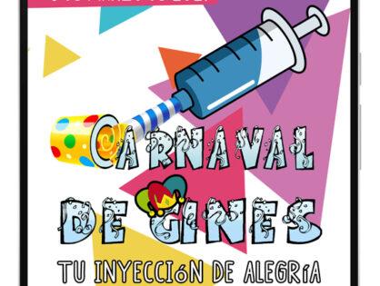 El Carnaval de Gines 2021 se vive desde casa