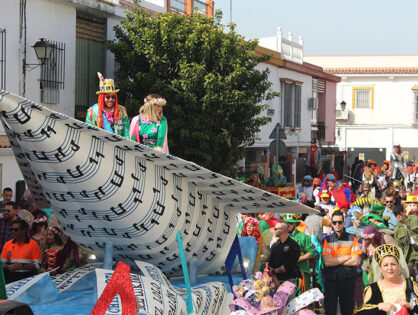 Se abre el plazo para participar en el Concurso de Carruajes del Carnaval de Gines 2020