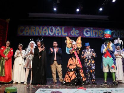Hoy miércoles arranca el Concurso de Agrupaciones del #CarnavalEnCasa de Gines, que puede seguirse íntegramente en directo