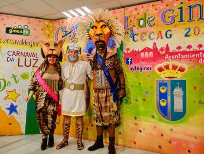 Récord de inscritos en el Concurso de Agrupaciones del #CarnavalEnCasa de Gines