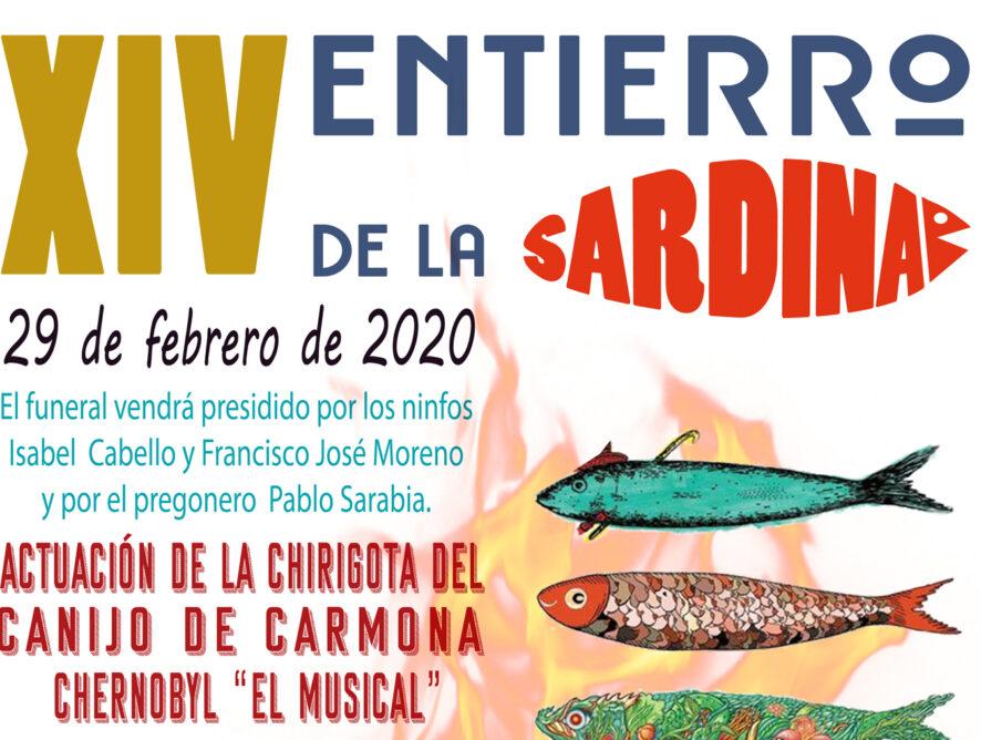 La chirigota del 'Canijo de Carmona', este sábado en el Entierro de la Sardina de Gines